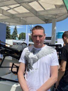 Максим Щіпак, клієнт Quadro.ua